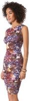 Catherine Malandrino Janelle Sleeveless Print Dress