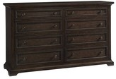 Barclay Butera Brentwood 8 Drawer Double Dresser