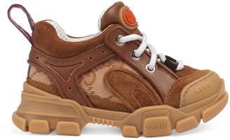 Gucci Toddler Flashtrek sneaker