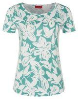 Hugo Boss Divenis Modal Floral T-Shirt S Patterned