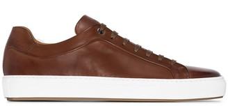 HUGO BOSS Mirage leather tennis sneakers