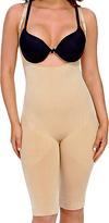 Nude Firm Compression Seamless Underbust Shaper Bodysuit
