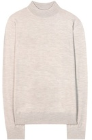 The Row Danbridge Virgin Wool Sweater