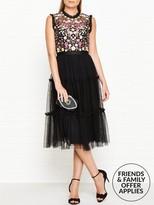 Needle & Thread Beatrix Tulle Midi Dress