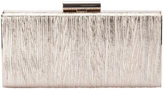 Olga Berg OB4724 Lucinda Hardcase Clutch Bag