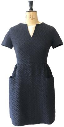 Orla Kiely Navy Cotton Dress for Women