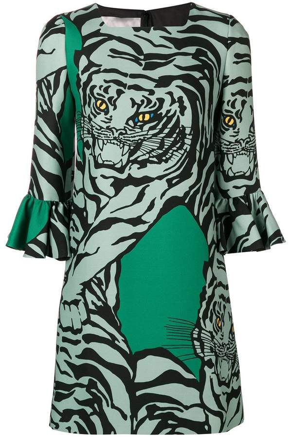 Valentino Tiger Re-edition dress