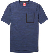 Nike Mélange Tech Knit T-Shirt