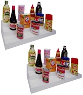 Expandable Spice Rack - Set of Two
