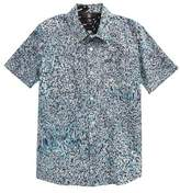 Volcom Drag Dot Short Sleeve Woven Shirt