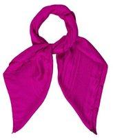Hermes Quadrige Silk Scarf