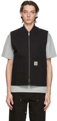 Carhartt Work In Progress Black Rigid Vest