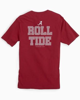 Southern Tide Alabama Chant Short Sleeve T-Shirt