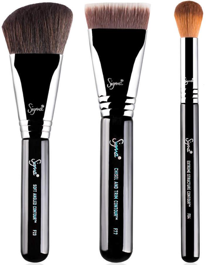 Sigma Contour Expert Brush Set