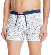 Original Penguin Men's Rackets Boxer Brief