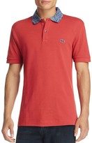 Lacoste Short Sleeve Regular Fit Polo - 100% Bloomingdale's Exclusive