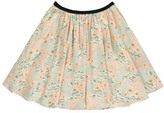 Hundred Pieces Mountains Skirt
