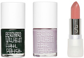 "Uslu Airlines Nail & Lipstick Collection ""Fake Love"""