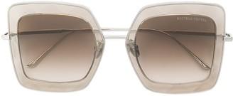 Bottega Veneta Oversized Square-Frame Sunglasses
