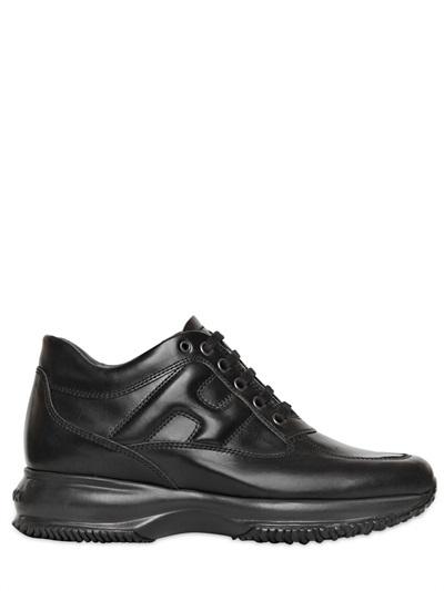 Hogan 60mm Interactive Calfskin Sneakers