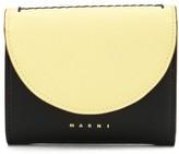 Marni colour-block bi-fold wallet