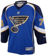Reebok Boys 8-20 St. Louis Blues TJ Oshie Team Color NHL Jersey