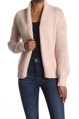 360 Cashmere Harmonee Open Front Cardigan