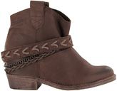 Coolway Brown Caliope Leather Boot