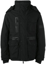 DSQUARED2 Ski jacket - men - Feather Down/Polyamide/Polyester/Viscose - 46