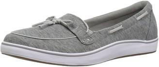 Grasshoppers Women's Windham Jersey Boat Shoe
