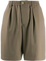 Marni safari bush shorts