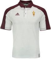 adidas Men's Arizona State Sun Devils Sideline Polo Shirt