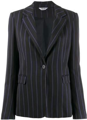 Liu Jo pinstripe single breasted blazer