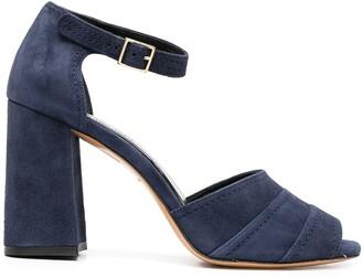 Tila March Lilas block-heel sandals