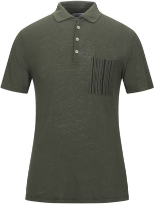 DIKTAT Polo shirts