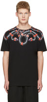 Marcelo Burlon County of Milan Black Ruben T-shirt
