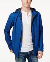 32 Degrees Men's Storm Tech Hooded Rain Jacket
