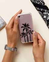 Signature Palm Print Iphone 7 Case