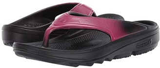 Spenco Fusion 2 Fade (Black) Women's Sandals