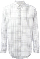 Norse Projects checked shirt - men - Cotton - M