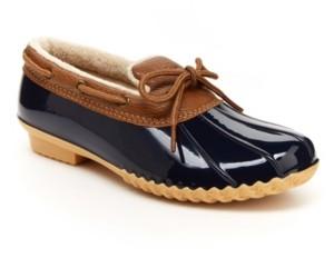 JBU Woodbury Women's Casual Duck Shoe Women's Shoes