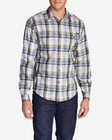 Eddie Bauer Men's Expedition Flannel Shirt - Spring