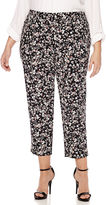 Liz Claiborne Slim Fit Ankle Pants-Plus (27)
