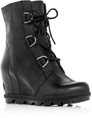 Sorel Women's Joan of Arctic II Waterproof Hidden Wedge Boots