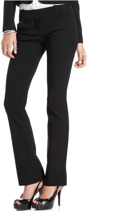 Amy Byer BCX Juniors Millenium Bootcut Trouser Pants