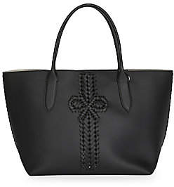 Anya Hindmarch Women's The Neeson Leather Shopper Tote