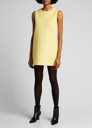 MARC JACOBS, RUNWAY Shift Sleeveless Mini Dress