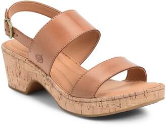 Børn Atzel Block Heel Sandal
