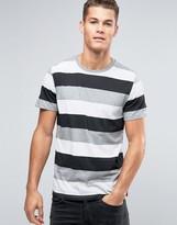 Jack and Jones Stripe Pocket T-Shirt