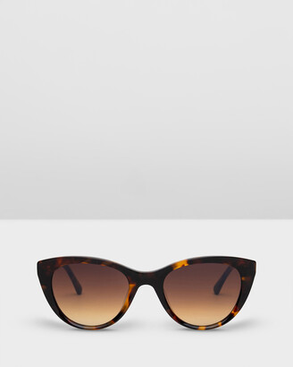 Carolina Lemke Berlin - Women's Brown Oversized - CL7805 SG 02 - Size One Size at The Iconic
